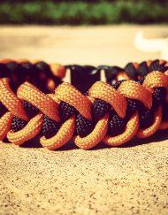 Sharks Jawbone Paracord Bracelets