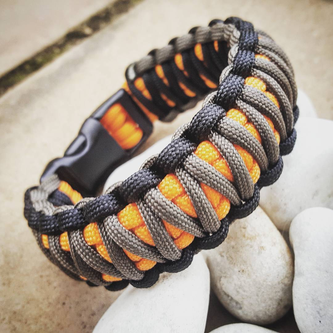 King Cobra Paracord Bracelets