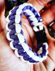 EDC Gear, Ladies Paracord Bracelet, Ladies Fashion Accessories