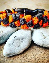 Cross Knot Paracord Bracelets