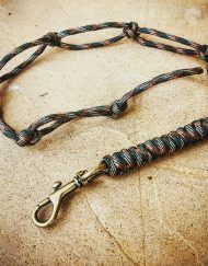 Paracord Belt Chainlink Lanyards