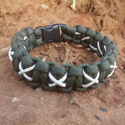 X-Thread Paracord Bracelet