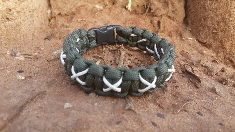 X-Thread Paracord Bracelet